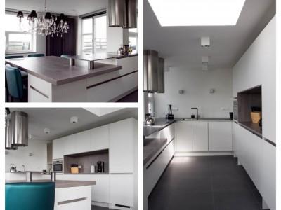 Penthouse keuken Den Haag